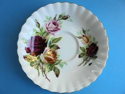 Royal Albert King's Ransom Saucer Like New Condition