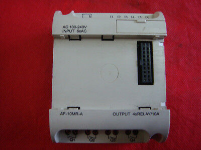 1pc used For ARRAY PLC CONTROLLER AF-10MR-A