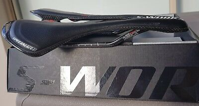 Specialized S-Works Toupe Saddle 143mm - 112g - Rare - Great Condition
