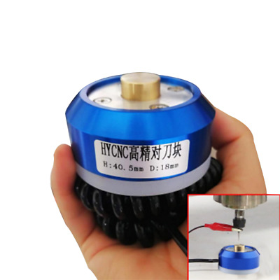 MACH3 AUTOMATIC TOOL Setting Gauge Z axis tool touch sensor
