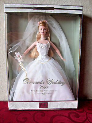 Barbie Collector - Romantic Wedding 2001 - The Bridal Collection - NRFB