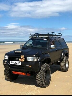 Toyota Hilux 4X4 (SWAP / SELL)