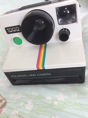 Polaroid land camera 1000  in carry case