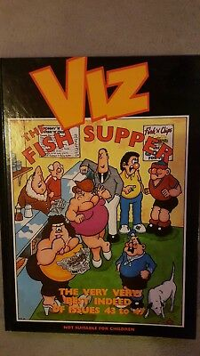 Viz Annual / The Fish Supper / Round Up Of Issues 43 To 47 / Adult Humour