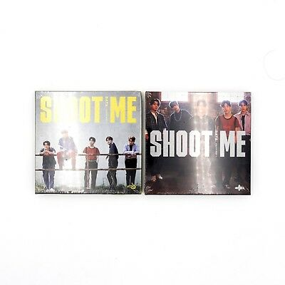 [DAY6]2 albums Set/3th mini album Shoot Me:Youth Part 1/Bullet+Trigger/New