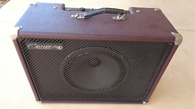 """Cornford Harlequin MKI boutique 1 x 12"""" all tube combo made in England"""