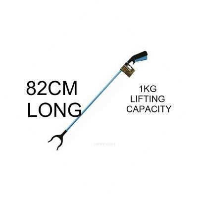PICK UP REACHING TOOL LITTER PICKER GRABBER 82cm MOBILITY ASSISTANCE