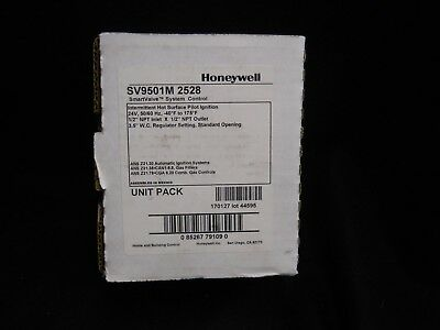 HONEYWELL SV9501M2528 SMARTVALVE SYSTEM CONTROL NEW IN BOX   Shipping $9.85