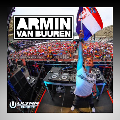 Armin van Buuren - Live @ Ultra Europe (Croatia) - 15-07-2017    AUDIO CD