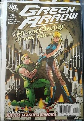 green arrow #75