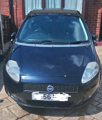 Fiat Grande Punto Sporting 1.4 16v 2007 - spares or repairs