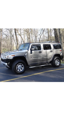 2008 Hummer H2 Luxury 2008 HUMMER H2 Luxury 95k  6.2L V8 NAVI, CAMERA, DVD, PIONEER APPLE CARPLAY