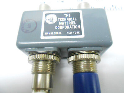 Sw284 Rf Switch Technical Materiel  Tmc  New Old Stock