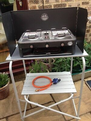Hi Gear Elite Kitchen Cooker With Stand