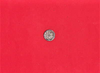1851 O Three Cent Silver,smallest Silver Coin Minted