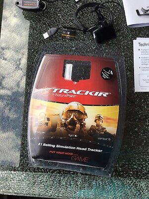 Head Tracking Controller TrackIR 5 incl. Vector Expansion Set Basecap USB PC Sch
