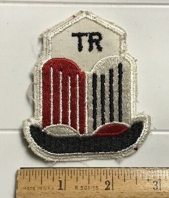 Triumph Motor Company Car Grill Logo Automotive Racing Embroidered Patch Badge
