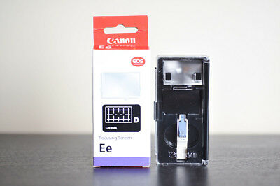 Canon Ee D Focusing Screen for Canon EOS 5D - MINT!