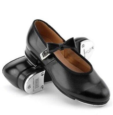 Women's Bloch Mary Jane Tap Shoes, Black, sizes available US M: 4.5, 5, 7, 8