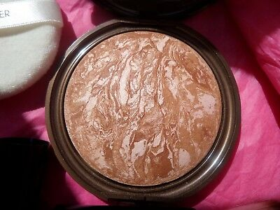 NEW - Laura Geller 24gm SUPERSIZE TAHITIAN Glow' Baked Face & Body Frosting
