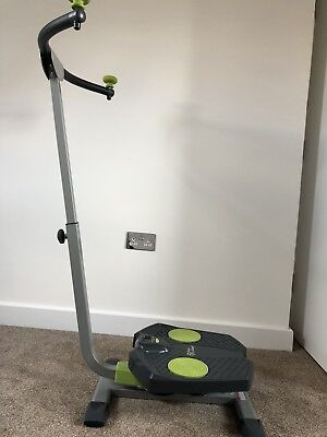 twist and shape exercise machine excellent condition
