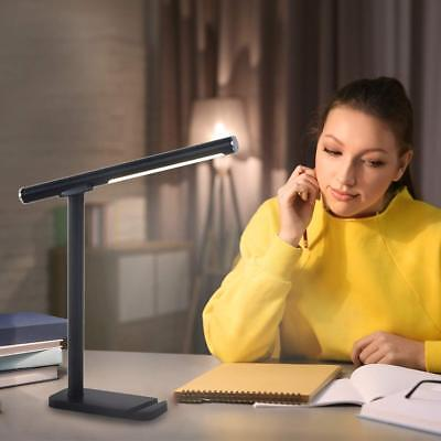 LED Desk Lamp Reading Lights Touch Control Magnetic Detachable Table Lamps New