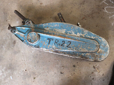 Tirfor T35 3 ton winch. Manual winch.  . No handle or wire rope.