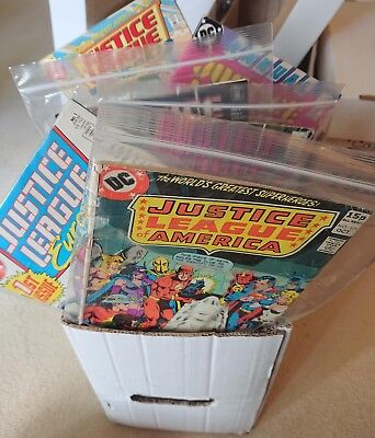 Justice League, Society & DC Comics Mixed Collection 200+ Issues, America Europe