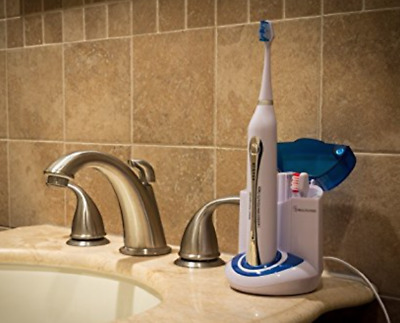 UV-STX Ultra High Powered Sonic Electric Toothbrush with UV Sanitizing Dock