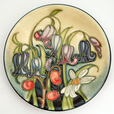 Moorcroft Wild Meadow Pattern Pin Dish Emma Bossons 1St Quality