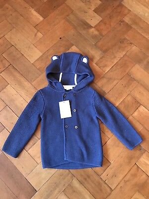 Little White Company Cardigan - New - 12-18 Months
