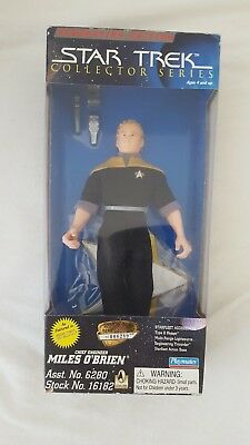 """"""" Playmates 9 Inch Ds9 Figur Chief O' Brian  Original Verpackt"""""""