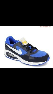 Nike Air Max St (Gs) Size 7 Youth Shoes Obsidian Blue / White 654288 400 New