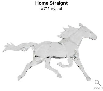 "BreyerFest 2018 Paddock Pals Little Bits Crystal Pacer ""Home Straight"" Pre-Sale"
