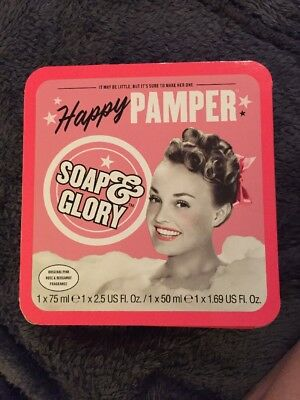 Soap And Glory Happy Pamper Set