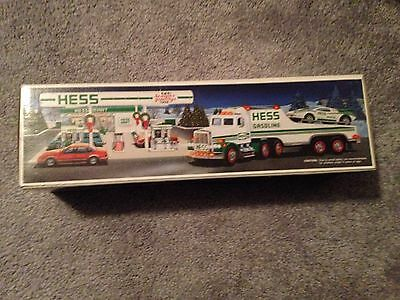 1991 Hess Truck (Toy Truck And Racer)