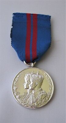 Official Issue Genuine 1911 Coronation Medal