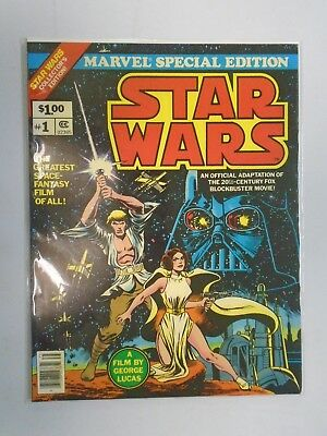 Marvel Special Edition Star Wars #1 A - Treasury bagged & boarded - 7.0 - 1977