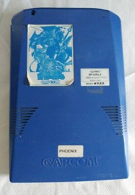 CAPCOM CP SYSTEM II ARCADE JAPANESE game Cartridge CPS 2 cpsii cps2