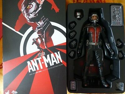 Hot Toys Ant Man Top Zustand