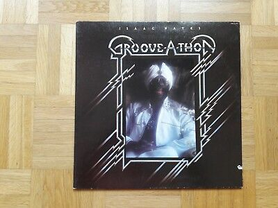 Isaac Hayes – Groove-A-Thon ( incl cut out poster )