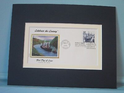Teddy Roosevelt and Construction of the Panama Canal & its the First Day Cover
