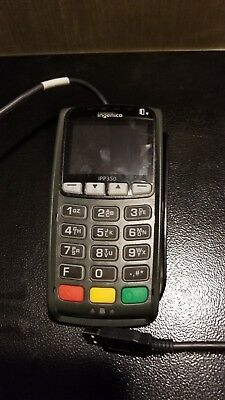 Ingenico ipp350-01t1305a Card reader. Swipe and Chip ready. great used condition