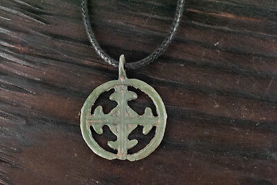 Viking ancient cross odins amulet sun cross pendant artifact 7 of 8 viking ancient cross odins amulet sun cross pendant artifact 900 1100ad aloadofball