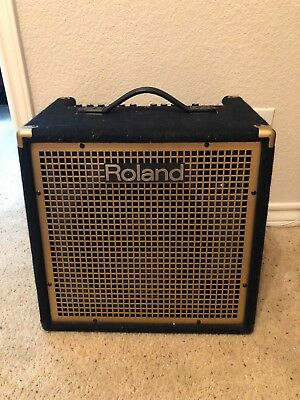 Roland KC 350 Amp - Refurbished, cleanly and safely stored