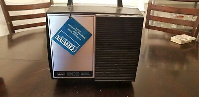 Montgomery Ward Model 806 Duo Eight 8 mm Movie Projector Vintage