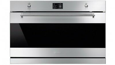 Never Used Smeg 90cm Pyrolytic Built-in oven end of project RRP $5990
