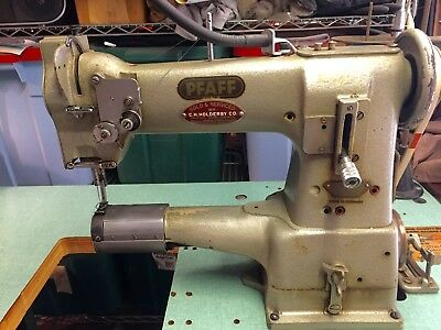 Pfaff 341-6 Industrial Sewing Machine Made In Germany 1966
