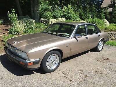 1994 Jaguar XJ6  Classic Jag! Runs quietly but needs some work.