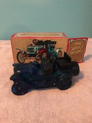 "Avon ""Stanley Steamer"" Windjammer After Shave Car"